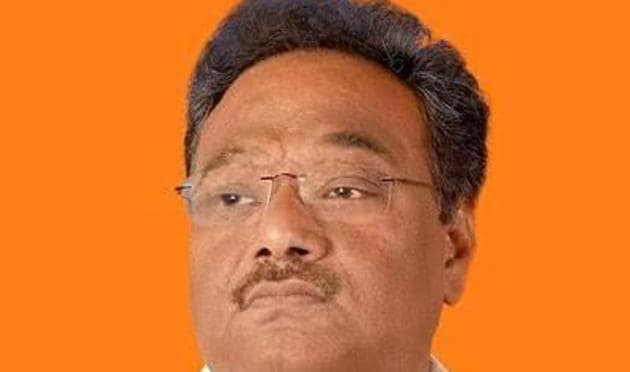Samik Bhattacharya, a former legislator of the BJP is one of the oldest and most known faces of the present leadership.(TWITTER.)