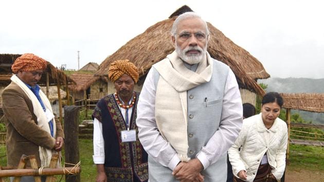 Prime Minister Narendra Modi had launched the Svamitva scheme earlier this year. It covers six states to start with: Haryana, Karnataka, Madhya Pradesh, Maharashtra, Uttar Pradesh and Uttarakhand(Source: PMO)