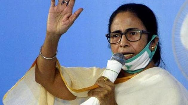 West Bengal government led by Mamata Banerjee has declared two days holiday for Nabanna staff for sanitisation.(PTI Photo)