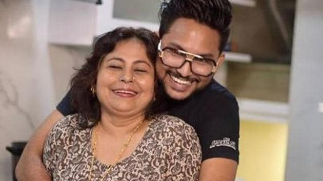 Bigg Boss 14: Jaan Kumar Sanu often posts pictures of his mother.