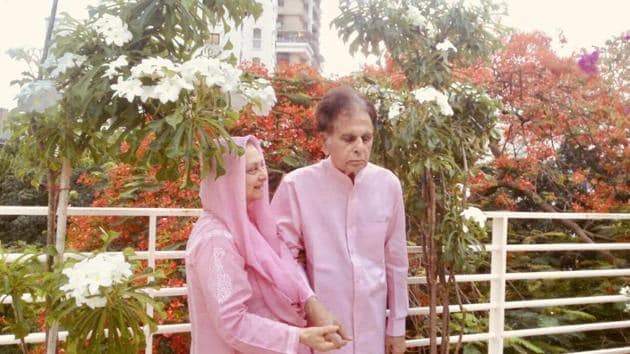 Dilip Kumar and Saira Banu got married on October 11, 1966.