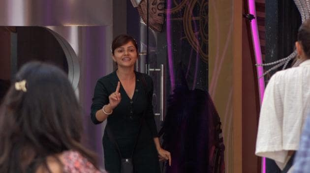 Bigg Boss 14 written update day 6: Rubina Dilak fights with one and all on the episode on Friday.