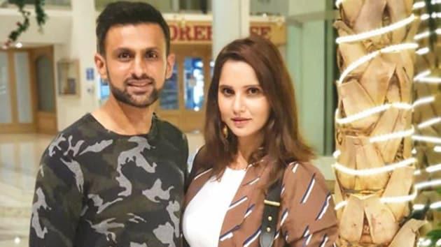 Sania Mirza tweeted after husban Shoaib Malik reached a big T20 milestone(Instagram/Sania Mirza)