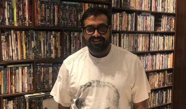 Anurag Kashyap has been accused of rape by an actor.
