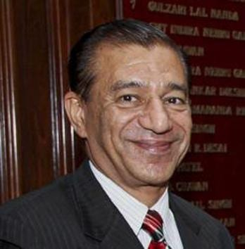 Ashwani Kumar, former governor of Manipur and Nagaland as well as former CBI director, died by suicide at his Shimla residence on October 7.(PTI/File photo)