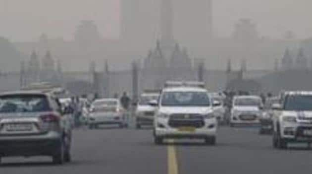 Air quality of a place depends on overall pollution load from sources such as industries and vehicles and the local weather conditions, which impact dispersion of pollutants.(PTI PHOTO.)