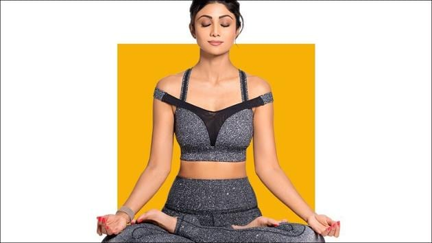 Shilpa Shetty Kundra's fitness video from Manali teaches how to be 'immovable like the mountains'(Instagram/simplesoulfulapp)