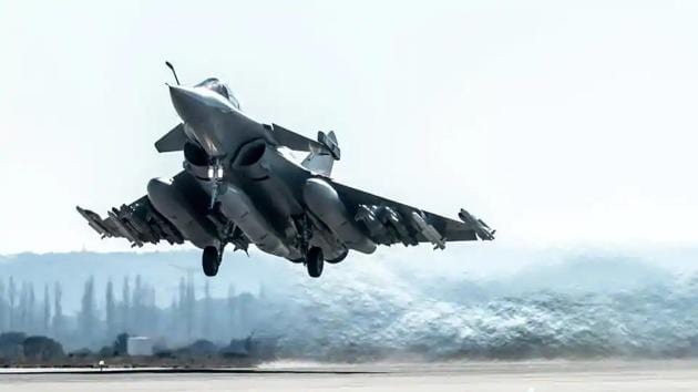 Photo courtesy: Dassault Aviation/File photo(India has deployed Rafale fighter jets in Ladakh amid the face-off with China.)