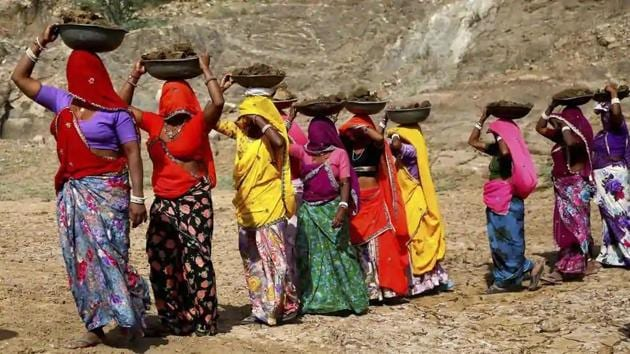 According to the UN report, one in every 130 females globally is living in modern slavery.(PTI File Photo)