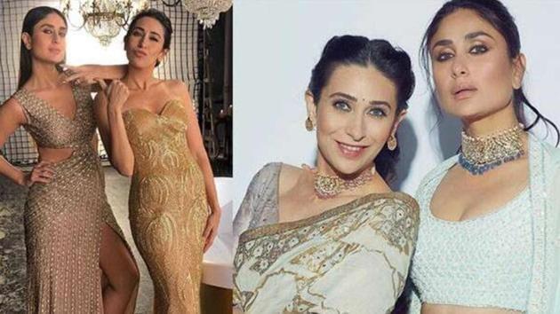 Kareena kapoor is the more fashion conscious sister, said dad Randhir.