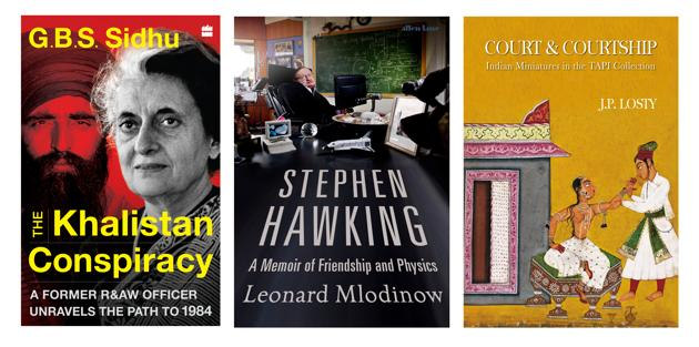 Stephen Hawking, a troubled chapter in the nation's recent history, and miniature painting feature on this week's reading list.(HT Team)