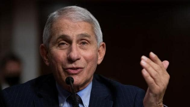 Fauci says Donald Trump's campaign ad twists his words on Covid-19
