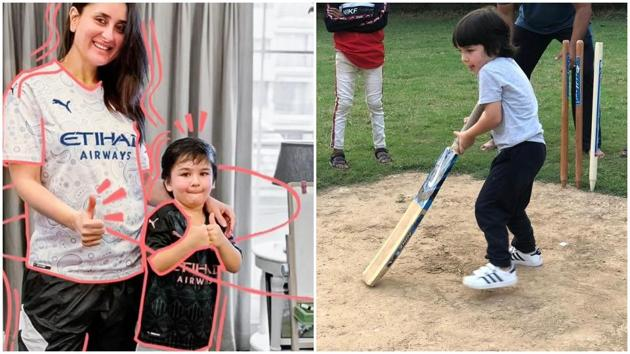 Kareena Kapoor has shared a new picture of Taimur.