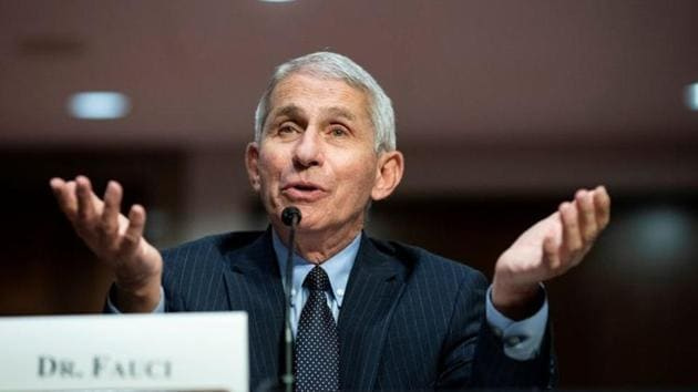 America's best-known infectious disease expert, Dr. Anthony Fauci(Reuters image)