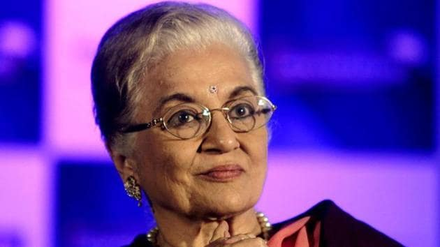 Asha Parekh is upset with the way the film industry is being targeted this days.