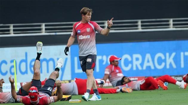 IPL 2020: Jonty Rhodes' effort as fielding coach of Kings XI Punjab seems to have paid off.(KXIP/Twitter)