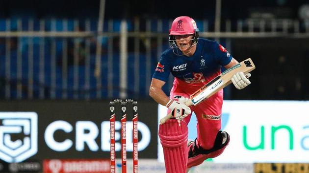 Rajasthan Royals captain Steve Smith.(PTI)