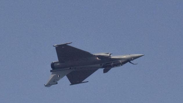 The IAF is expecting three or four Rafale jets to be delivered every two months, with all the planes likely to join the air force's combat fleet by the year-end.(Sanjeev Verma/HT PHOTO)