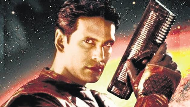 Original creator of 90s sci-fi superhero series Captain Vyom, Ketan Mehta says this is the best time to bring back the cult show.