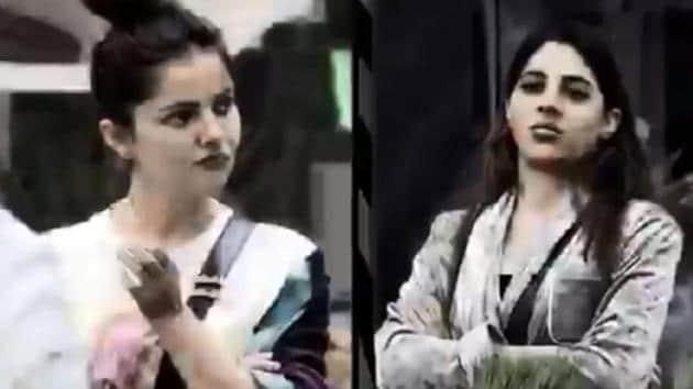 Bigg Boss 14: Rubina Dilaik and Nikki Tamboli fight over house work in new promo.