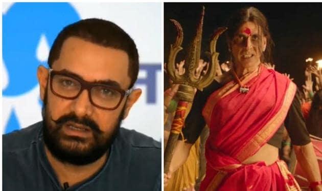 Aamir Khan lauded the trailer of Akshay Kumnar's Laxmmi Bomb.