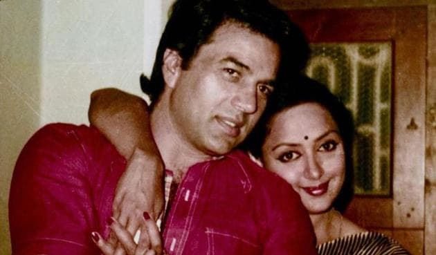 Hema Malini and Dharmendra have been happily married for more than 40 years now.