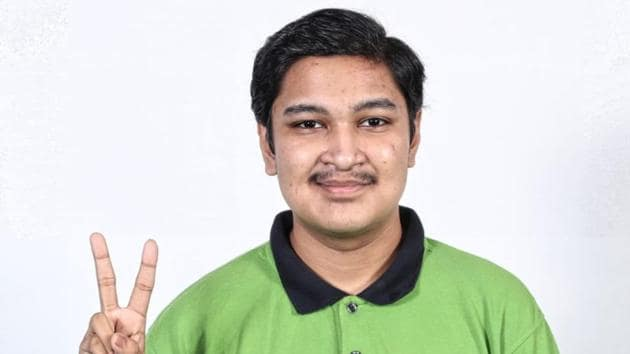 Odisha boy Soyeb Aftab (18) has scored 720 out of 720 marks to emerge as the topper of NEET 2020 exam.(Handout)
