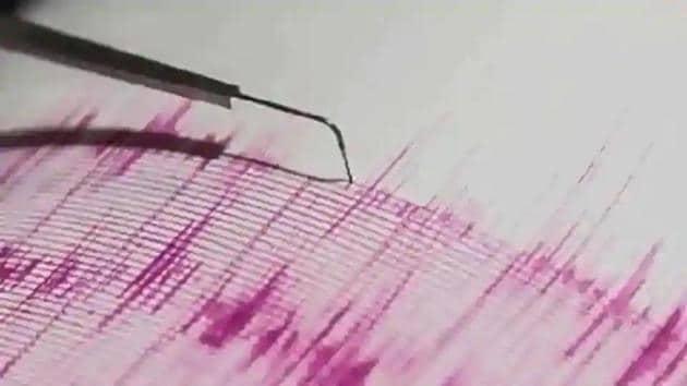 The earthquake hit 17 kilometers west of Bishnupur at a depth of 36 kilometers, the NCS said.(File photo for representation)
