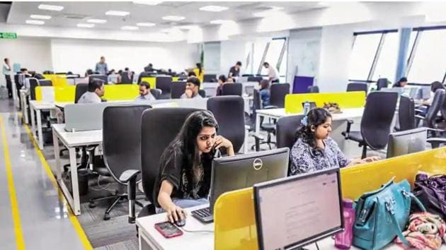 The ordinance provides 75% of new employment to local candidates for jobs having salary of less than Rs 50,000 per month in privately managed companies, societies, trusts, limited liability partnership firms, partnership firms, situated in Haryana.(Representational photo)