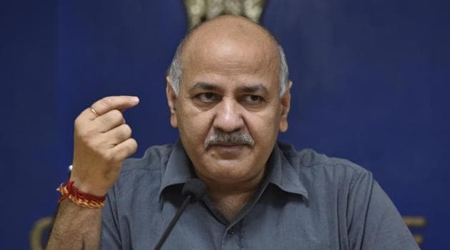 Every single construction worker in Delhi will be registered in the welfare board, and the government will work towards serving the city-builders of Delhi, read a press statement issued by deputy chief minister Manish Sisodia's office.(Sanjeev Verma/HT Photo)