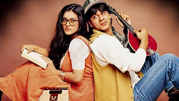 Dilwale Dulhania Le Jayenge completes 25 years since it's release in 1995, on October 20