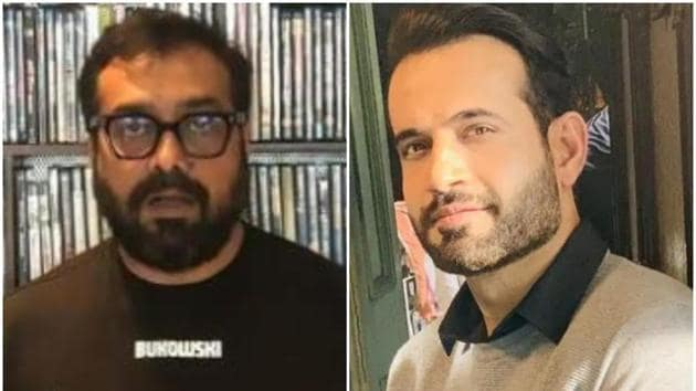 Anurag Kashyap has been accused of rape by an actor; she has now said that she shared some details about the filmmaker with 'good friend' Irfan Pathan.