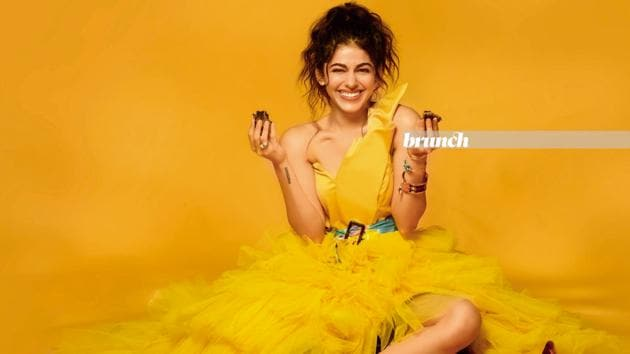 Alaya F in an exclusive chat with HT Brunch(Subi Samuel)