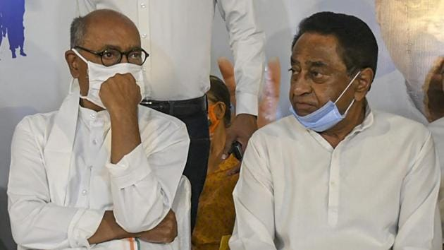 The National Commission for Women has sought an explanation from former chief minister of Madhya Pradesh and Congress leader Kamal Nath over alleged derogatory remarks against a woman minister.(PTI PHOTO.)