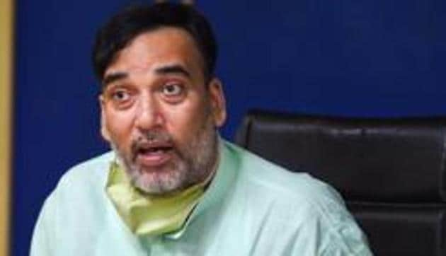 Delhi Environment Minister Gopal Rai said that the Delhi government will write to all MPs, MLAs, councillors, RWAs, industrial and other social agencies to take part in this campaign.(PTI)
