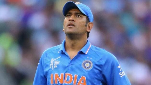 File image of MS Dhoni.(Getty Images)
