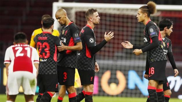 Liverpool beat Ajax.(AP Photo)