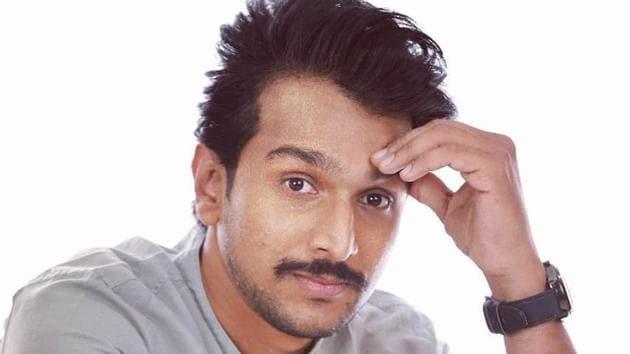 Actor Pratik Gandhi did Bollywood films such as Loveyatri (2018) and Mitron (2018).(Instagram)