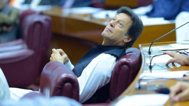 The FATF decision on Pakistan's track record comes as a huge setback to Prime Minister Imran Khan's government that had even hired a lobbyist firm to get a reprieve(Facebook/ImranKhanofficial)