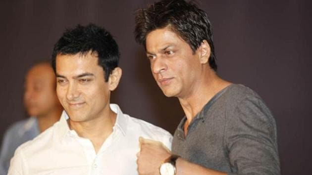 Shah Rukh Khan and Aamir Khan have never worked with each other.