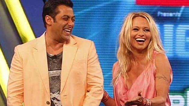 Bigg Boss: When Pamela Anderson was paid a bomb for 3 days in the house,  admitted she barely knew Salman Khan | Hindustan Times