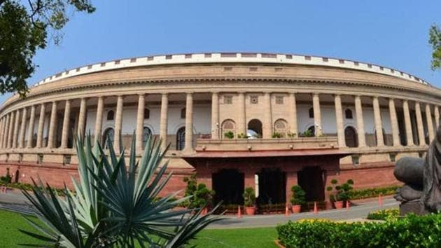 The new building will also have a grand Constitution Hall to showcase India's democratic heritage, a lounge for members of Parliament, a library, multiple committee rooms, dining areas and ample parking space.(PTI)