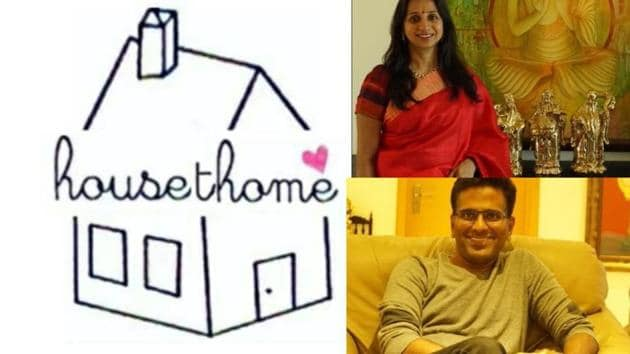 Housethome allows us to visualize our dream living space through their social media pages and web platform that caters to the palette of an Indian audience.