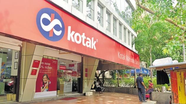 Kotak Mahindra's 2.7 trillion rupee market capitalization makes it India's third-largest lender by value.(Mint Photo)