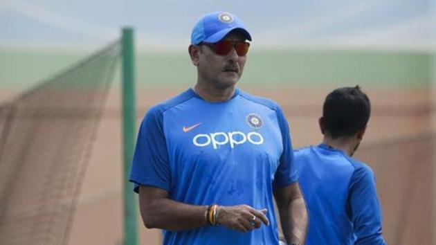 File image of Ravi Shastri.(AP)