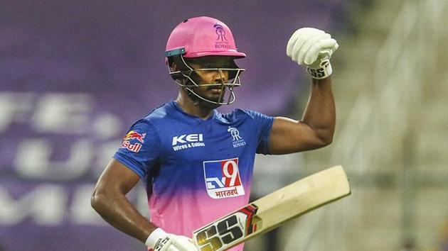 IPL 2020, MI vs RR: 'Samson is the strongest man in the world,' Sanju Samson  talks about his six-hitting ability   Hindustan Times
