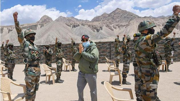 India's Chief of Defence Staff Gen Bipin Rawat has been given the mandate by the Narendra Modi government to create theatre commands much like the ones China and the US currently have.(PTI)