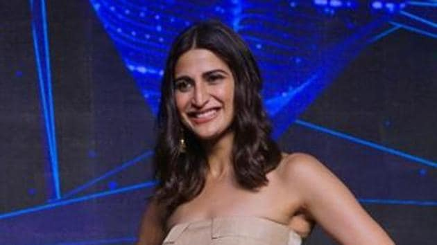 Actor Aahana Kumra won the Best Actress in a Leading Role award at the nationals of the Asian Academy Creative Awards for her web series Marzi.