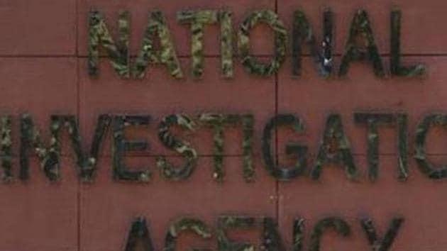 NIA headquarters at CGO Complex, in New Delhi.(HT archive)