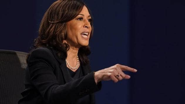 President Donald Trump and vice president Mike Pence are being challenged in the November 3 elections by former vice president Joe Biden and his running mate Kamala Harris.(AP file photo)